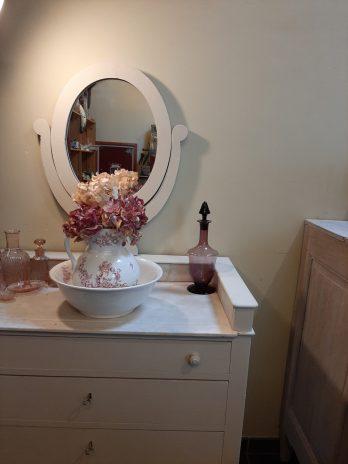 miroir de coiffeuse